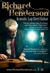 Richard Henderson Print Ready Poster